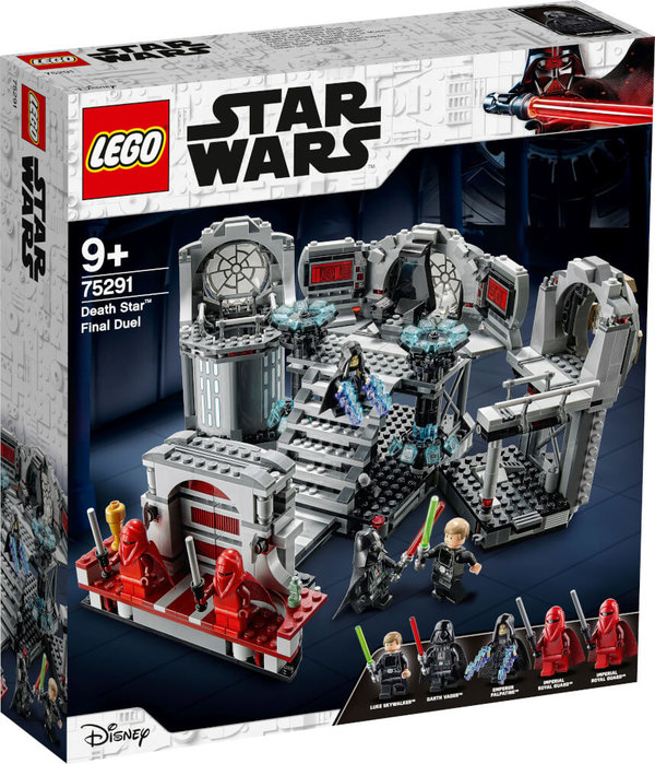 75291 LEGO® Star Wars Todesstern – Letztes Duell