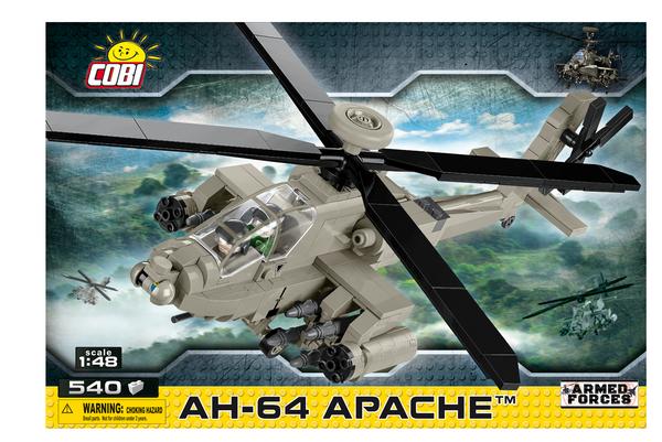 Cobi 5808 AH-64 APACHE Hubschrauber