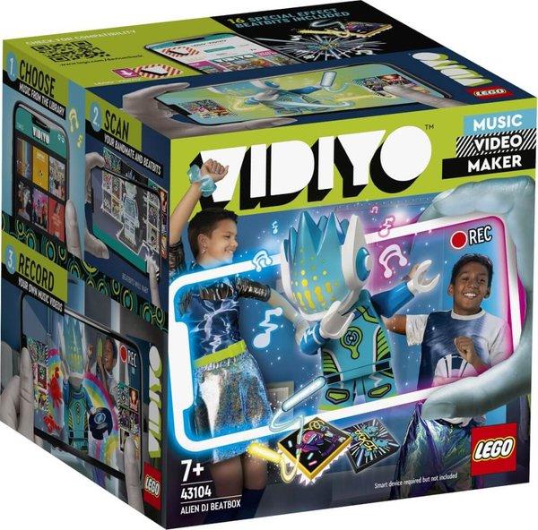 43104 LEGO® VIDIYO Alien DJ BeatBox