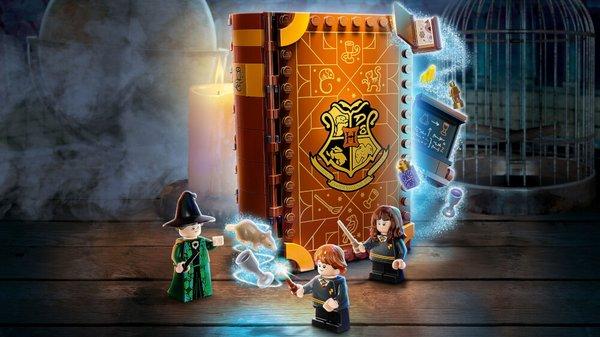 76382LEGO® Harry Potter# Hogwarts# Moment: Verwandlungsunterricht