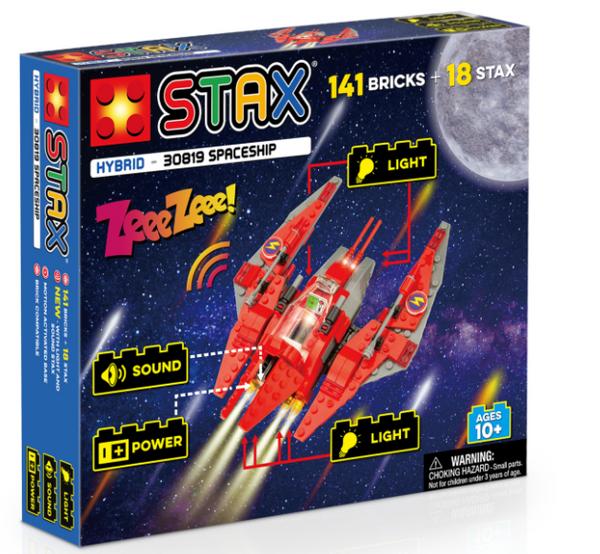 STAX Hybrid Spaceship 30819 Raumschiff