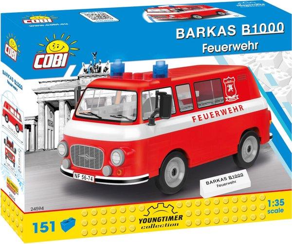 24594 COBI BARCAS B1000 Feuerwer