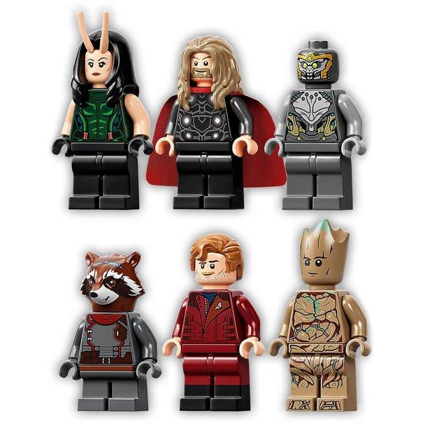 76193 LEGO® Marvel Super Heroes# Das Schiff der Wächter