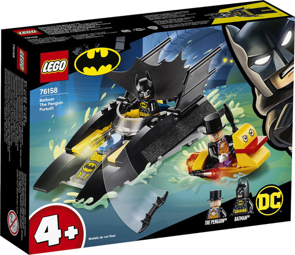 76158 LEGO® DC Universe Super Heroes Verfolgung des Pinguins mit dem Batboat