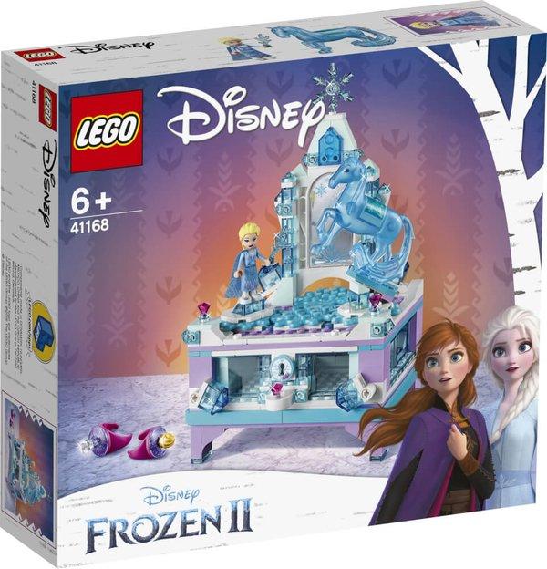 41168 LEGO® Disney Princess Elsas Schmuckkästchen