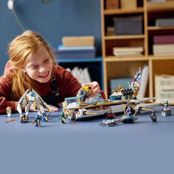 71756 LEGO® NINJAGO  Wassersegler