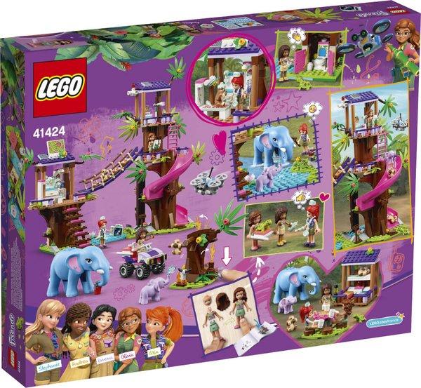 41424 LEGO® Friends Tierrettungsstation im Dschungel