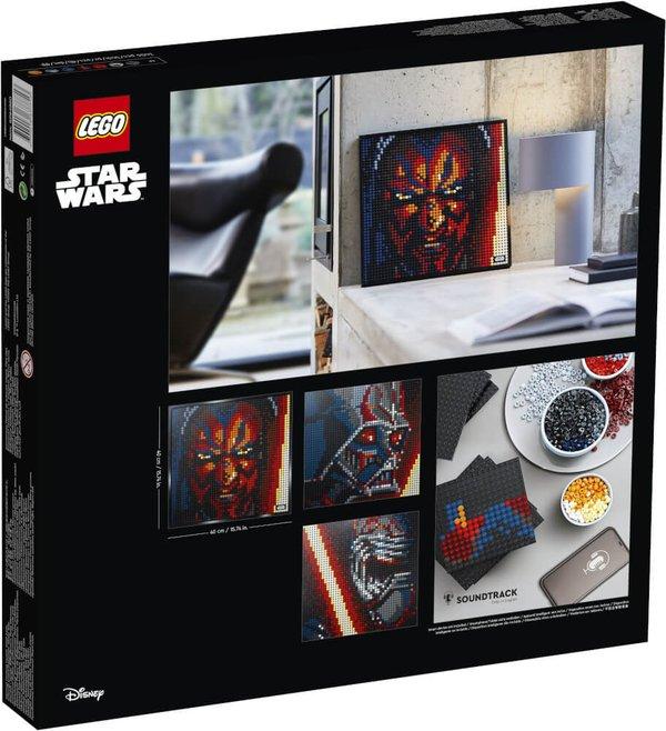 LEGO® ART 31200 Star Wars : Die Sith Kunstbild