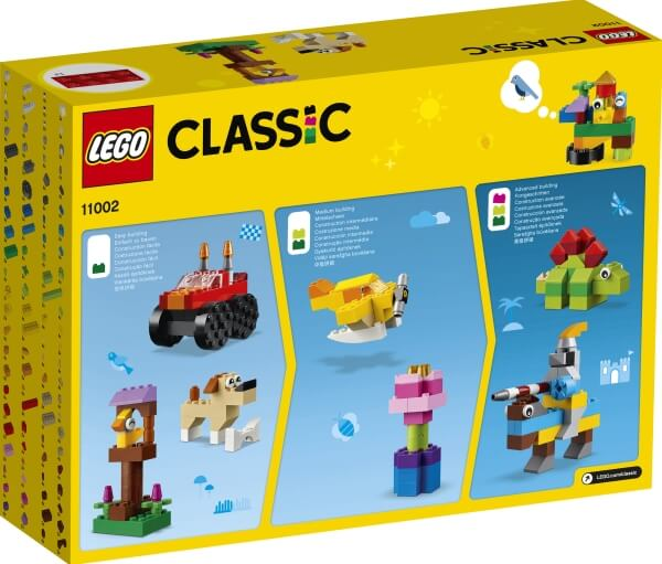 11002 LEGO® Classic Bausteine - Starter Set