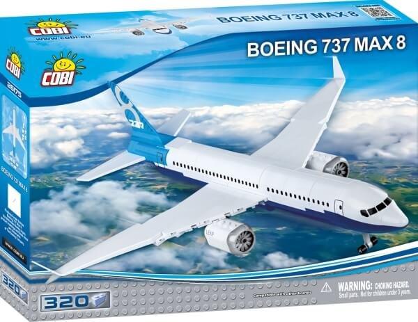26175 COBI Boeing 737 MAX 8