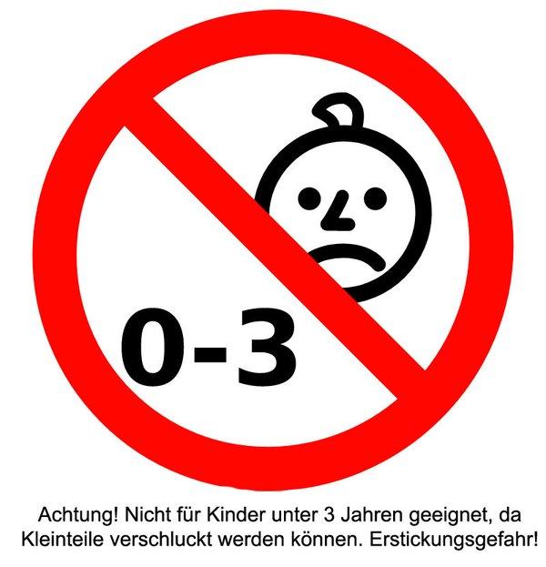 STAX Hybrid Animals Monkey 30811 Lachender Affe