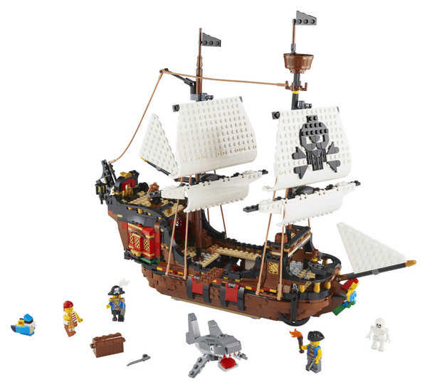 31109 LEGO® Creator Piratentaverne