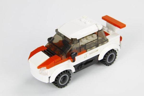 Stax Hybrid Race Car mit Licht und Sound