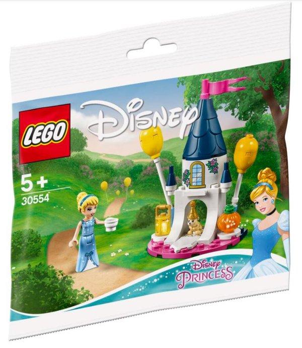 30554 LEGO® Disney Cinderellas kleines Schloss