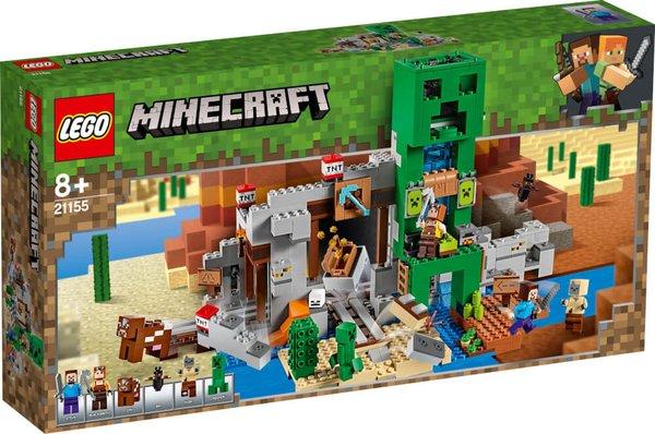 21155 LEGO® Minecraft Die Creeper Mine