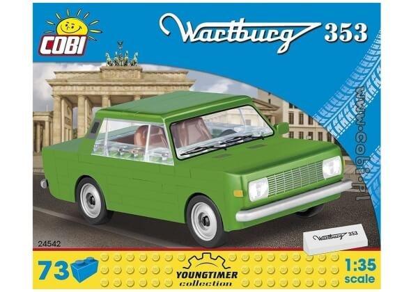 24542 COBI WARTBURG 353