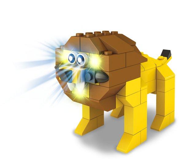 STAX Hybrid Animals Roaring Lion 11105 Löwe