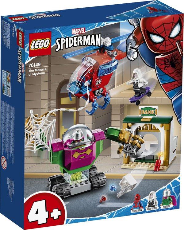 76149 LEGO® Marvel Super Heroes Spider-Men Mysterios Bedrohung