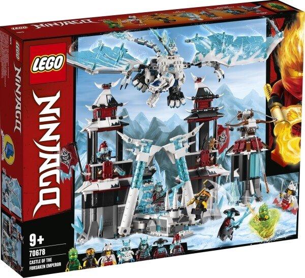 70678 LEGO® Ninjago Festung im ewigen Eis
