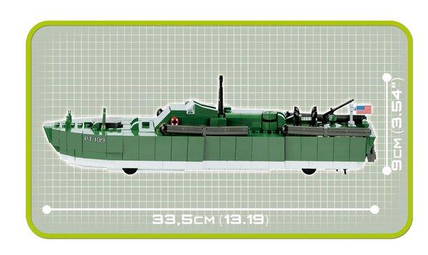 Cobi 2377 Motor Torpedo Boat PT-109