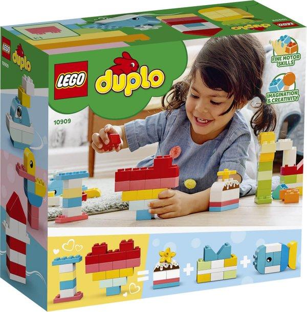 10909 LEGO® DUPLO® Mein erster Bauspaß