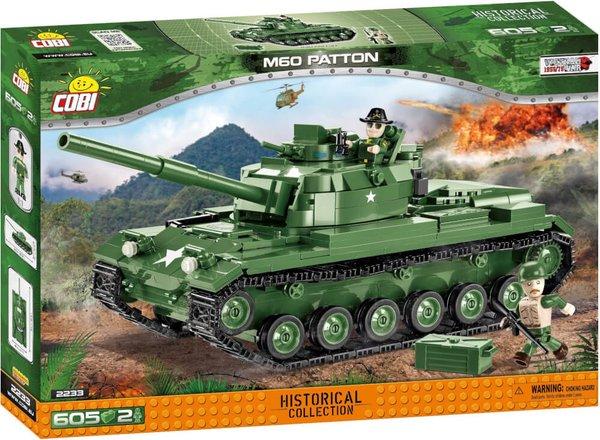 2233 COBI M60 PATTON (MBT)