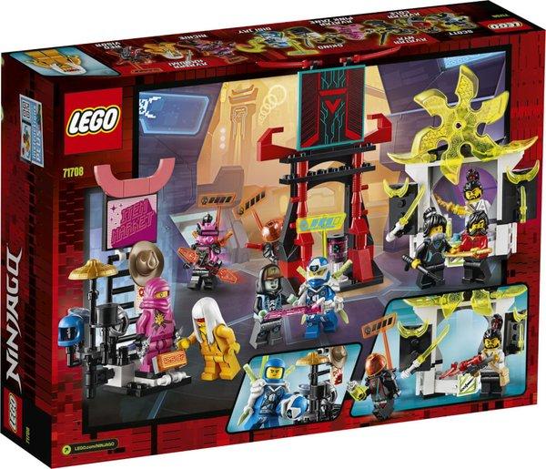 71708 LEGO® NINJAGO Marktplatz