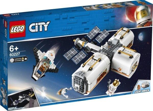 60227 LEGO® City Mond Raumstation