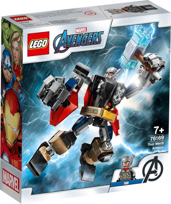 76169 LEGO® Marvel Super Heroes#  Thor Merch