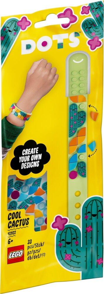 41922 LEGO® DOTS  Kaktus Armband
