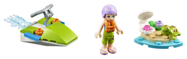 30410 LEGO® Friends Mias Schildkröten-Rettung