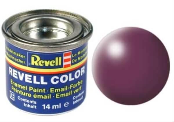 REVELL 32331 purpurrot, seidenmatt RAL 3004 14 ml-Dose