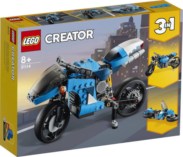 31114 LEGO® Creator  Geländemotorrad
