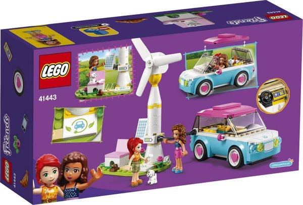 41443LEGO® Friends Olivias Elektroauto