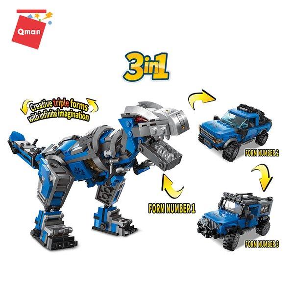 Qman 4803 Machinery Technology 3in1 Auto Dino