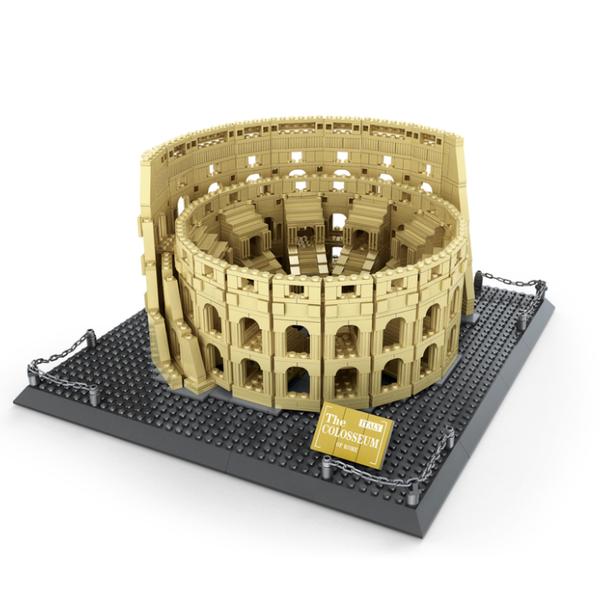 Wange 5225 Architect-Set Colosseum of Roma (Koloseum Rom) 1419 Teile