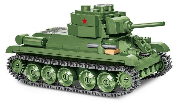 Cobi 2706 T-34/76 Russischer Panzer 1:48