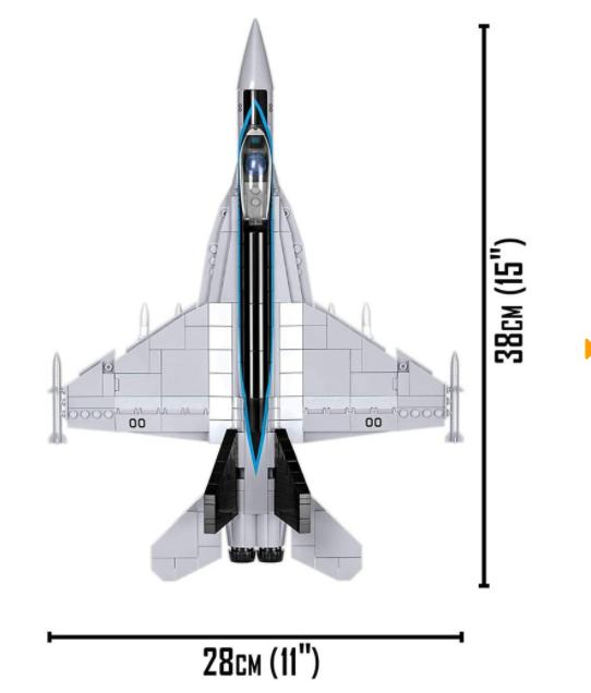 Cobi 5805 Top Gun Maverick F/A-18E Super Hornet LTD Limited Edition