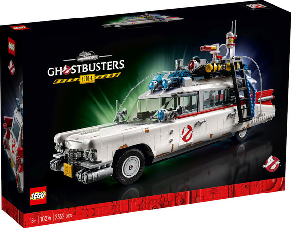 10274 LEGO® Icons  Ghostbusters# ECTO-1