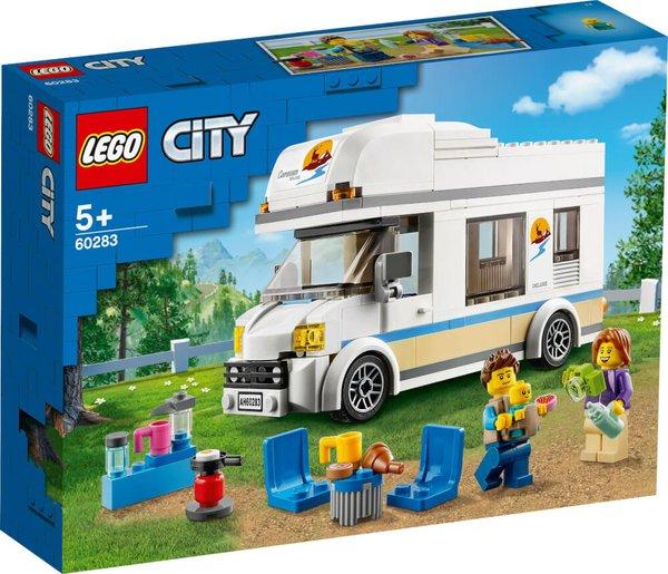 60283 LEGO® City  Ferien-Wohnmobil