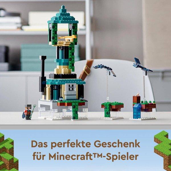 21173  LEGO® Minecraft# Der Himmelsturm