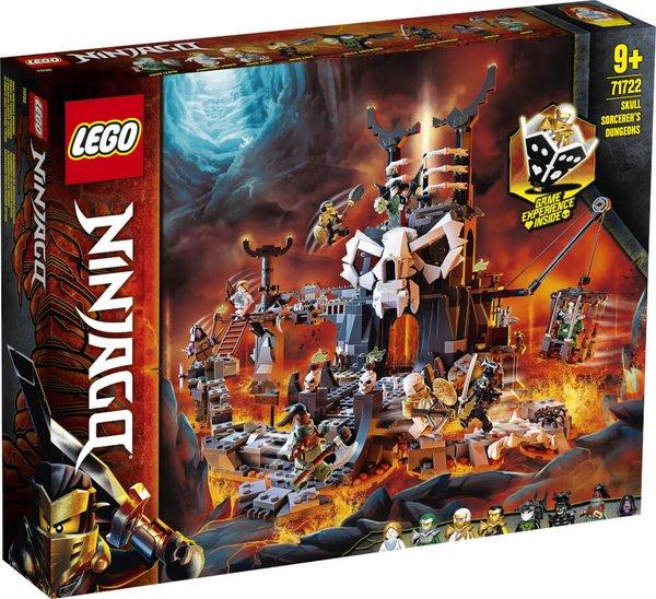 71722 LEGO® NINJAGO Verlies des Totenkopfmagiers