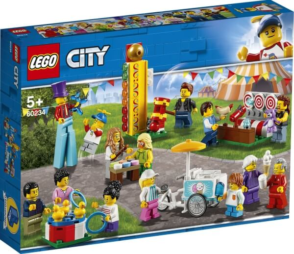 60234 LEGO® City Stadtbewohner Jahrmarkt