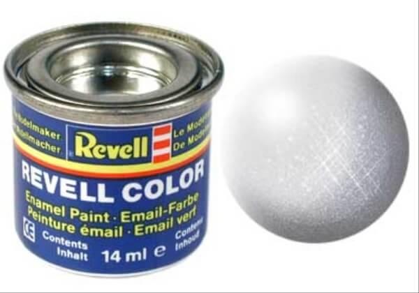 REVELL 32199 aluminium, metallic 14 ml-Dose