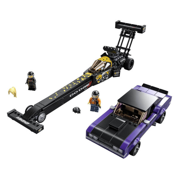 76904 LEGO® Speed Champions  Mopar Dodge//SRT Dragster & 1970 Dodge Challenge