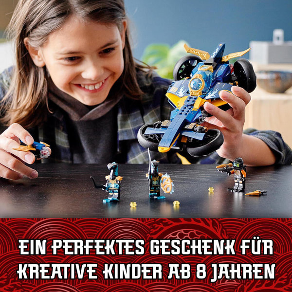 71752 LEGO® NINJAGO  Ninja-Unterwasserspeeder