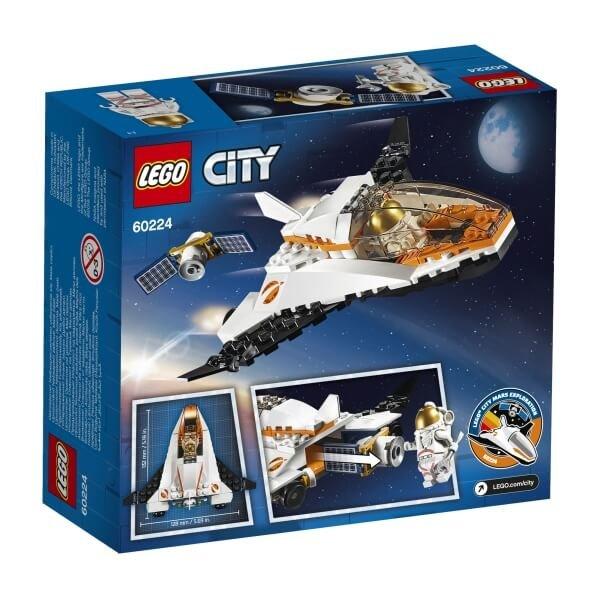 60224 LEGO® City Satelliten-Wartungsmission