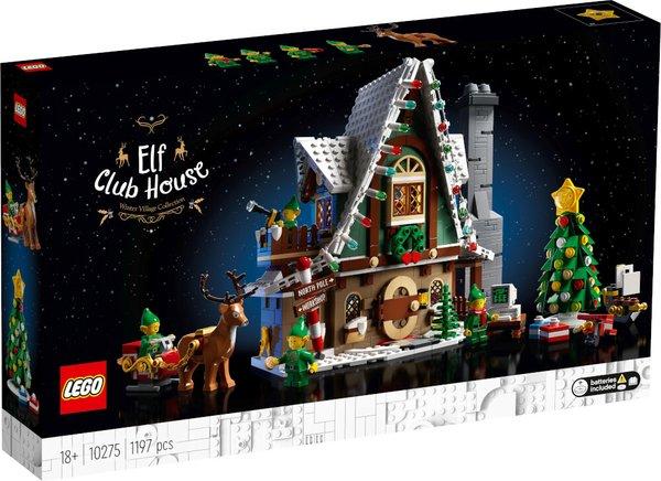 10275 LEGO® Creator Elfen-Klubhaus, Seltenes Set