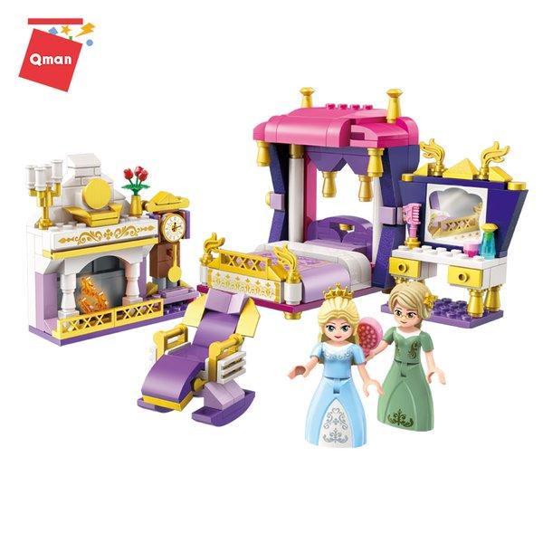 """Qman 2601 Princess Leah """"Leah´s Bedchamber"""" / Prinzessinnen Schlafzimmer"""