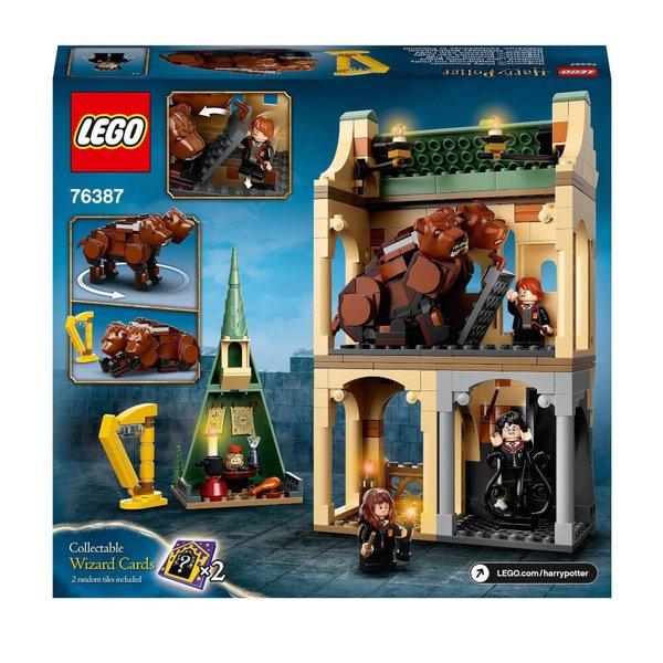 LEGO® Harry Potter# 76387 Hogwarts#: Begegnung mit Fluffy